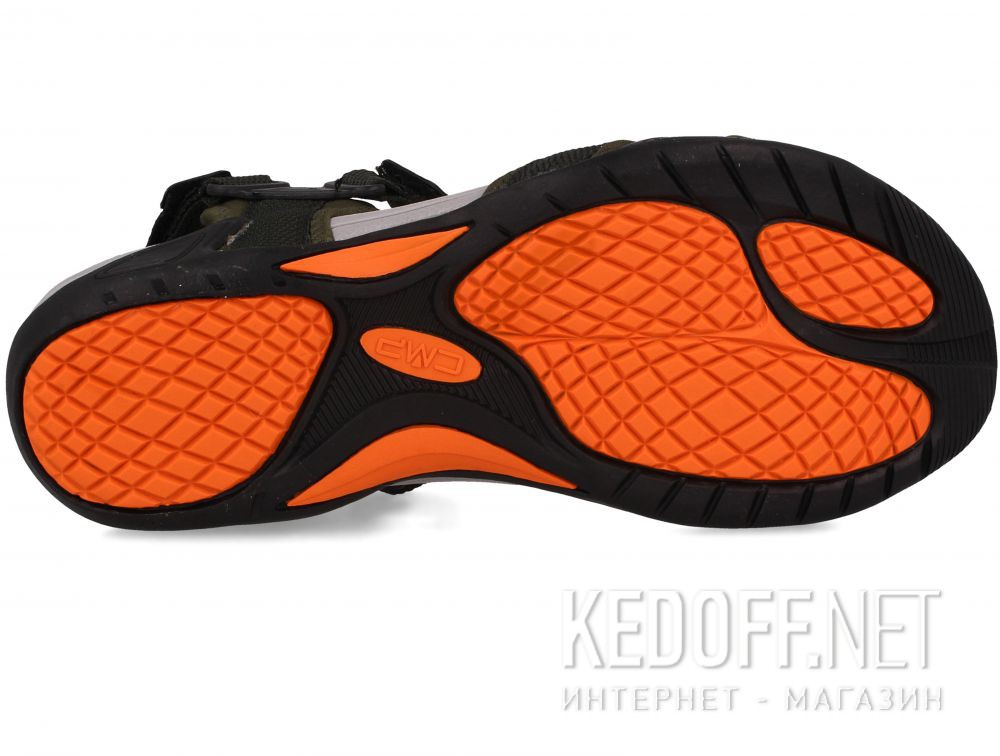 Мужские сандалии CMP Hamal Hiking Sandal 38Q9957-U940 описание