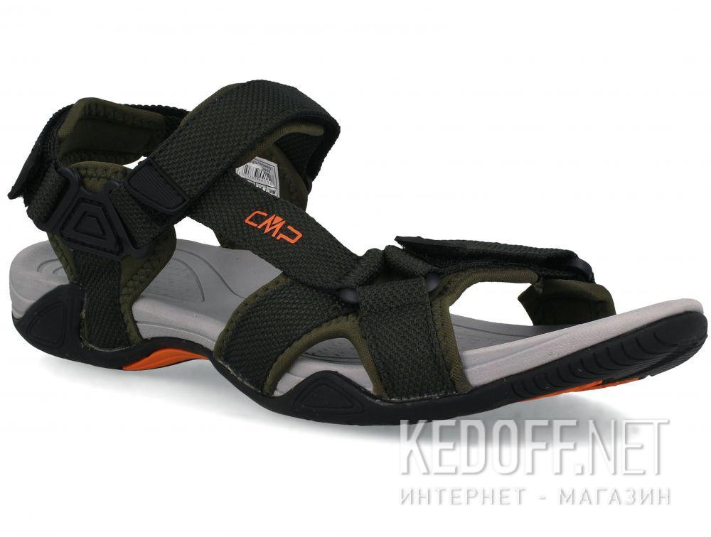 Купить Мужские сандалии CMP Hamal Hiking Sandal 38Q9957-U940