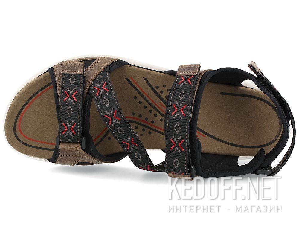 Мужские сандалии Forester Allroad 5200-3 описание