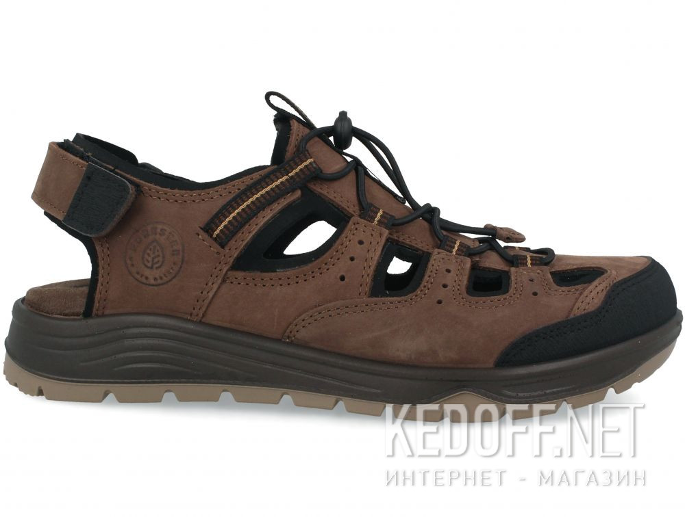 Мужские сандалии Forester Trail 5213-1FO Сьемная стелька купить Украина