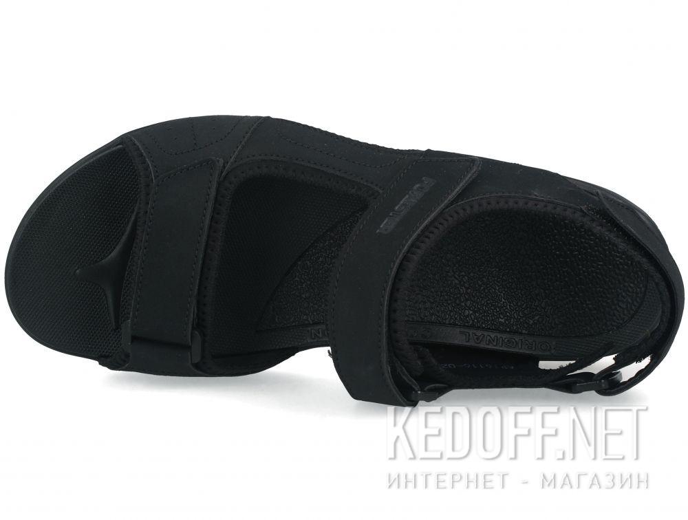 Мужские сандалии Forester Strike 6116-02-27 описание