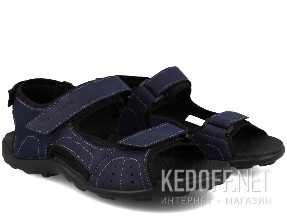 Мужские сандалии Forester 6116-852-89 купить Украина