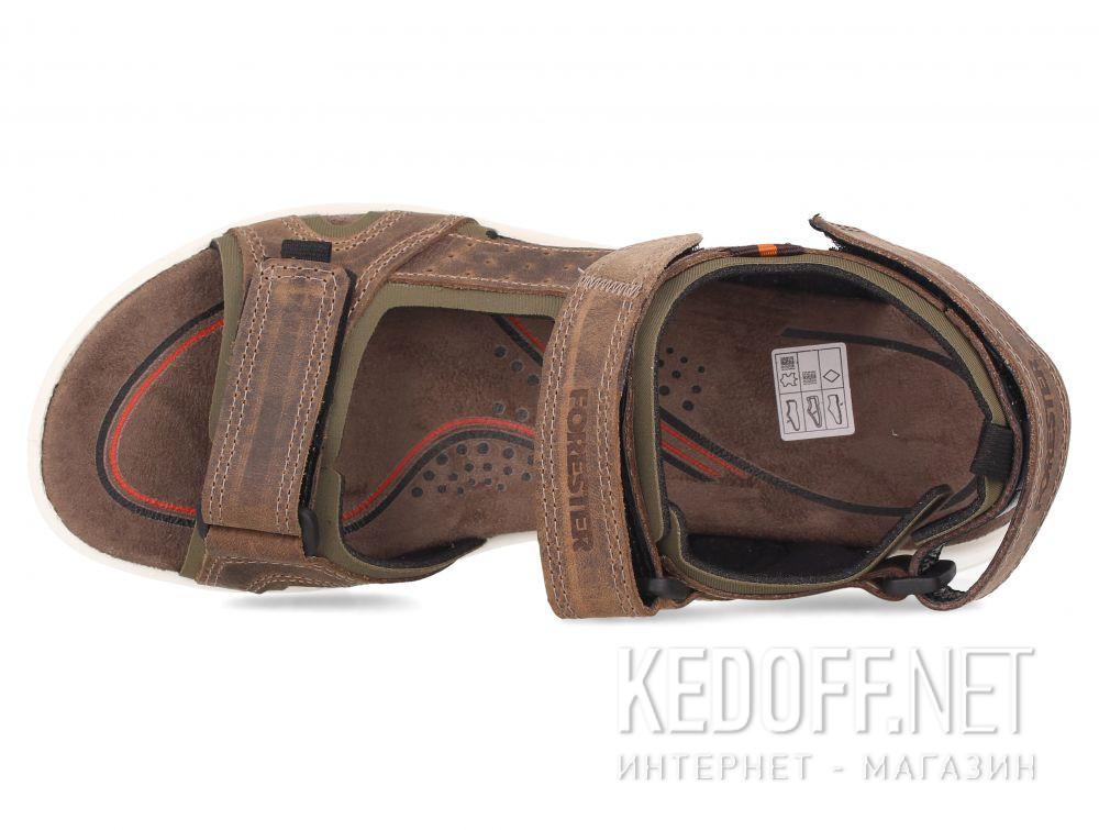 Оригинальные Мужские сандалии Forester Allroad 5201-4 Сьемная стелька