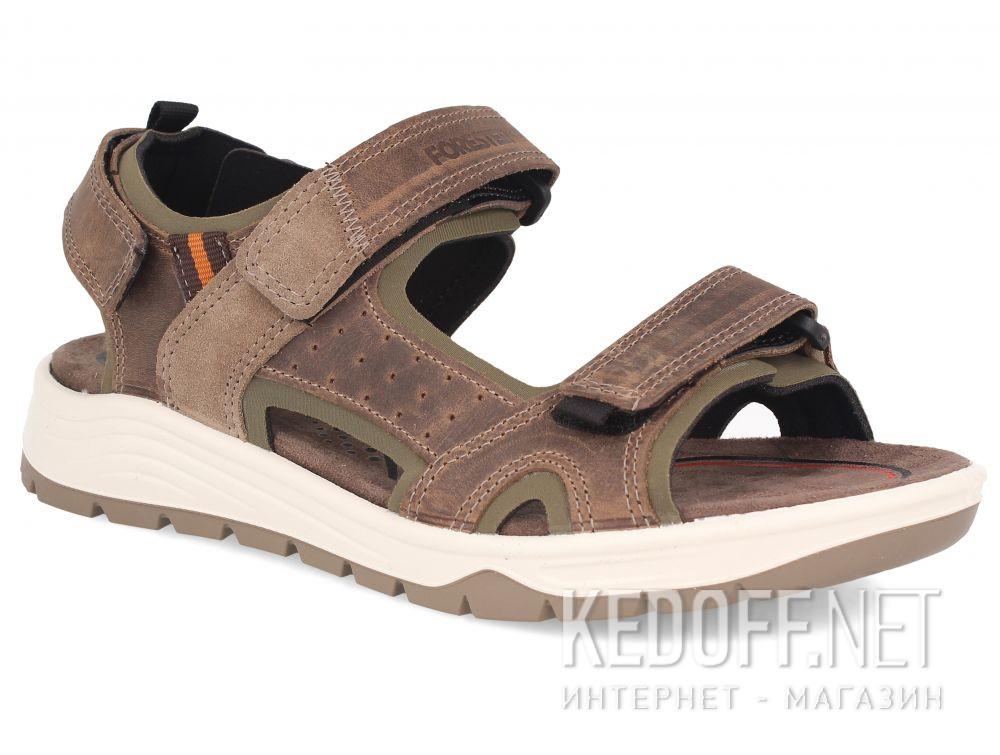 Купить Мужские сандалии Forester Allroad 5201-4 Сьемная стелька