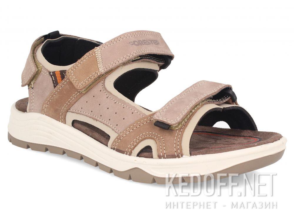Купить Мужские сандалии Forester Allroad 5201-13 Сьемная стелька