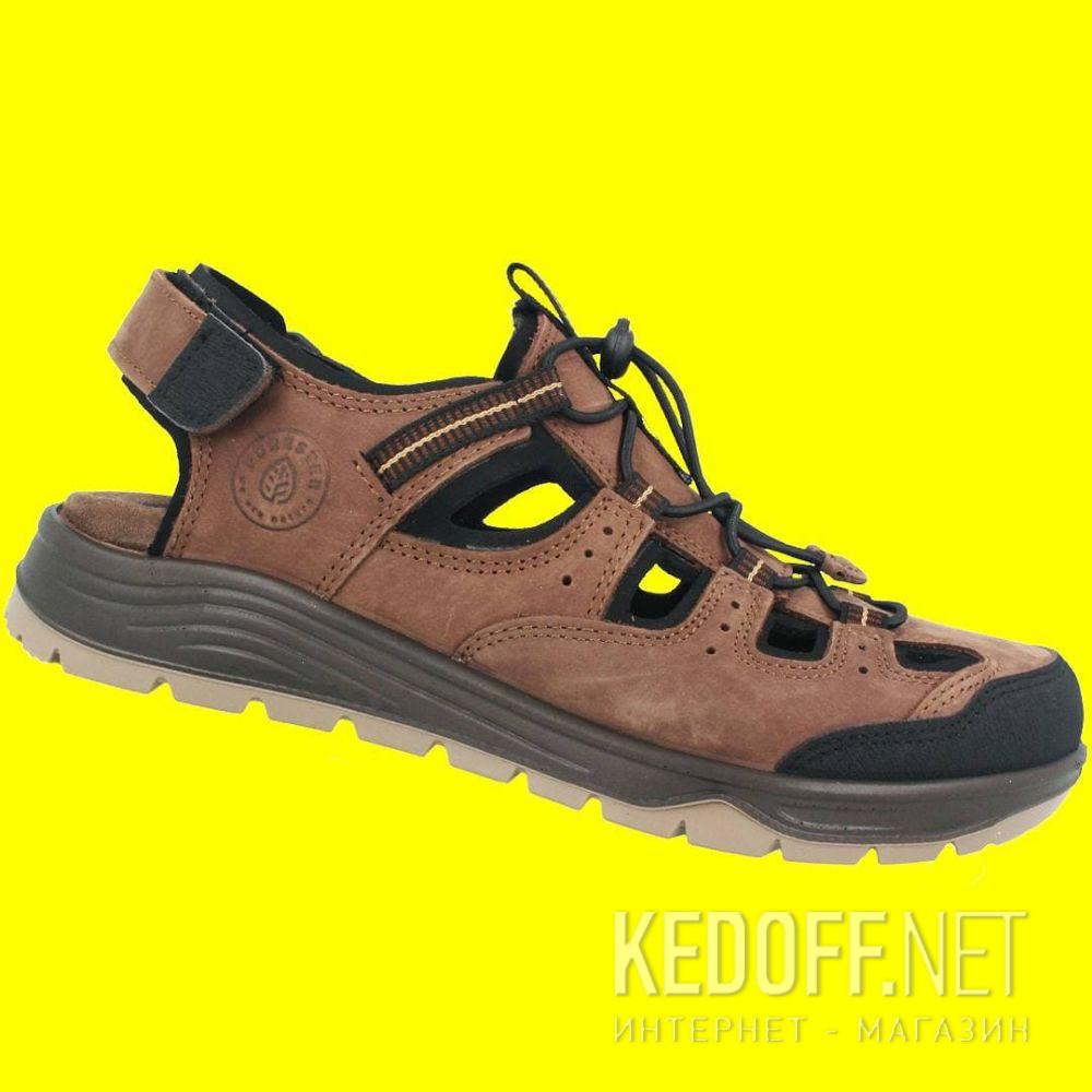 Мужские сандалии Forester Trail 5213-1FO Сьемная стелька все размеры