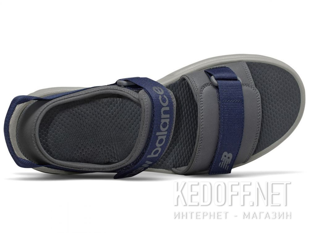 Оригинальные Мужские сандалии New Balance SUA250G1