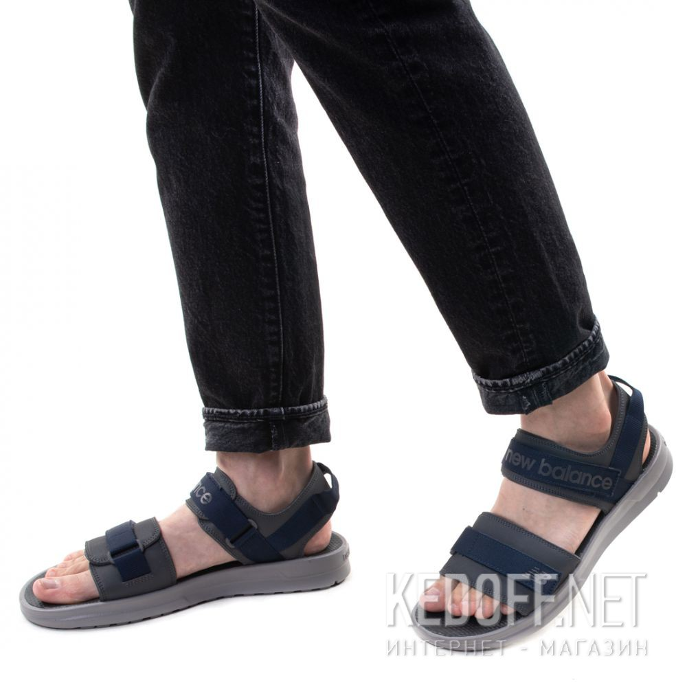 Цены на Мужские сандалии New Balance SUA250G1