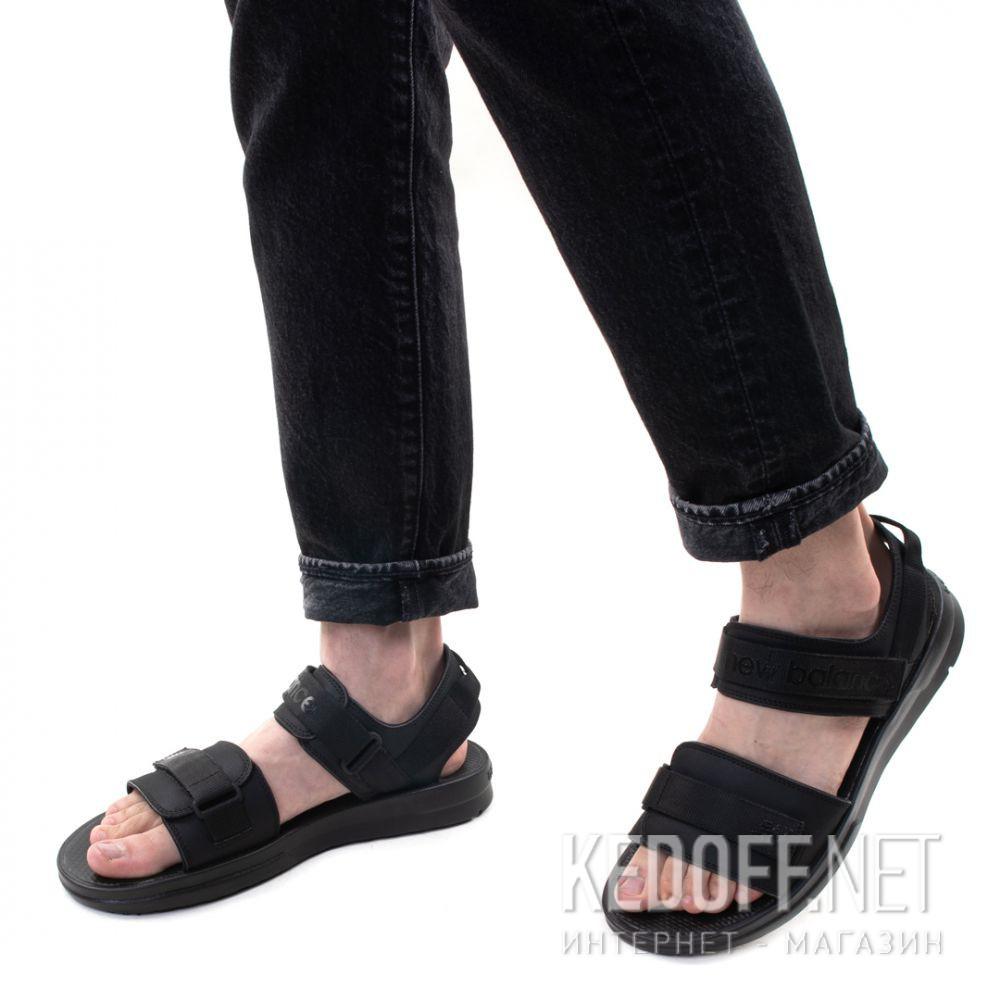 Мужские сандалии New Balance SUA250K1 описание