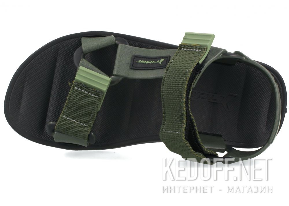 Оригинальные Мужские сандалии Rider Free Papete Ad 11567-20754