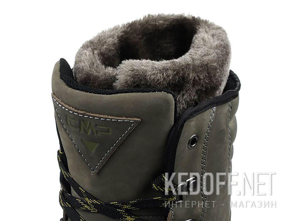 Мужские сапоги CMP Kinos Snow Boots Wp 3Q48867-F717 описание