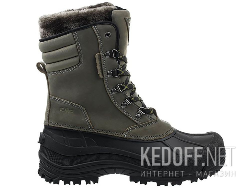 Чоловічі чоботи CMP Kinos Snow Boots Wp 3Q48867-F717 купити Україна
