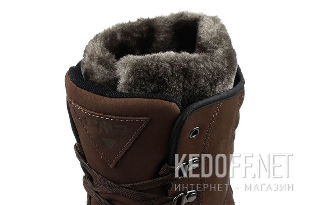 Męskie buty CMP Kinos Snow Boots Wp 3Q48867-Q925 все размеры