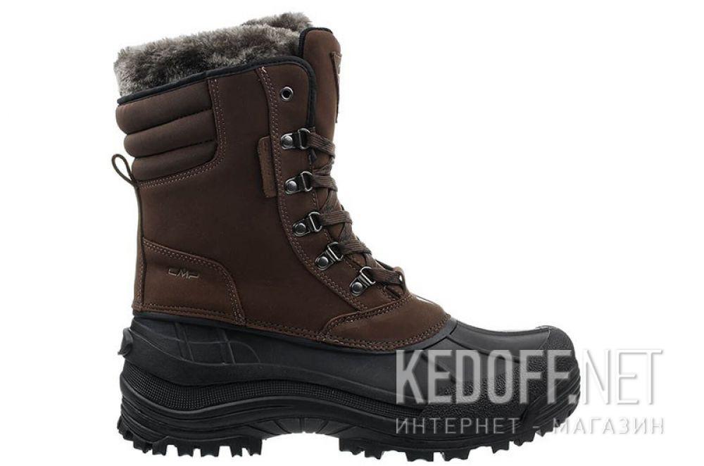 Męskie buty CMP Kinos Snow Boots Wp 3Q48867-Q925 купить Украина