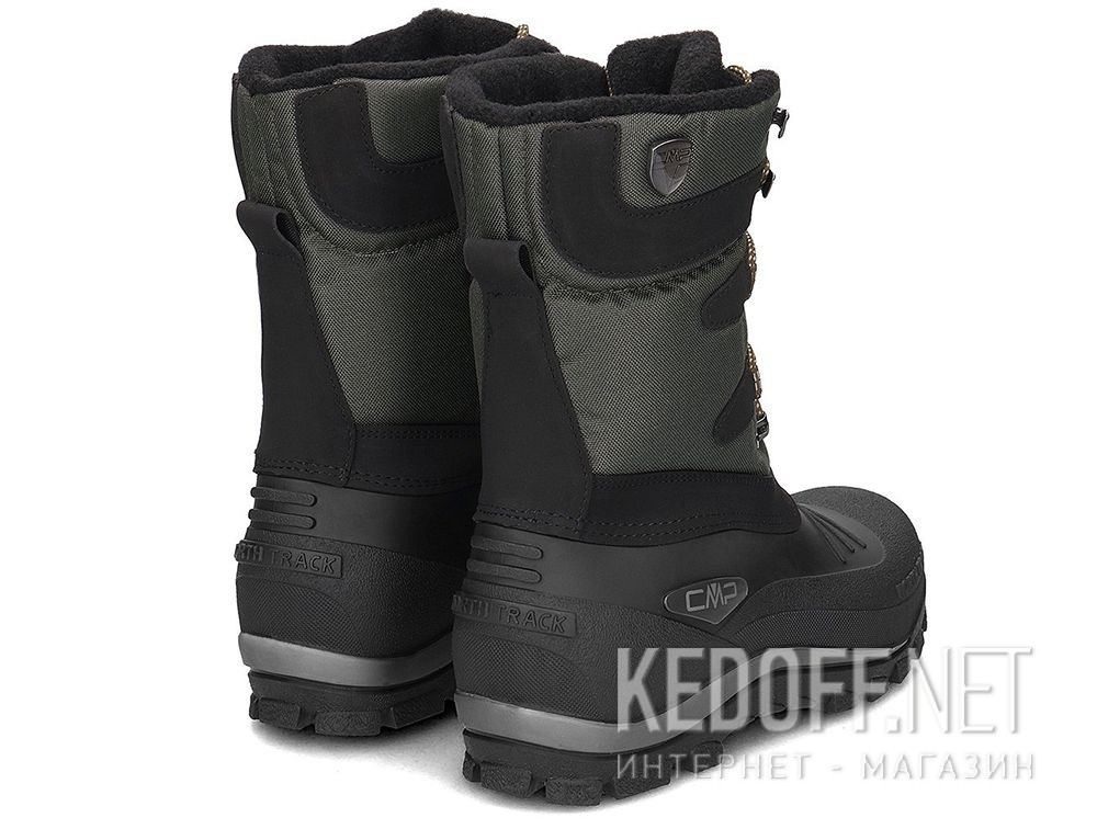 Мужские сапоги CMP Nietos Snow Boots 3Q47867-U940 описание