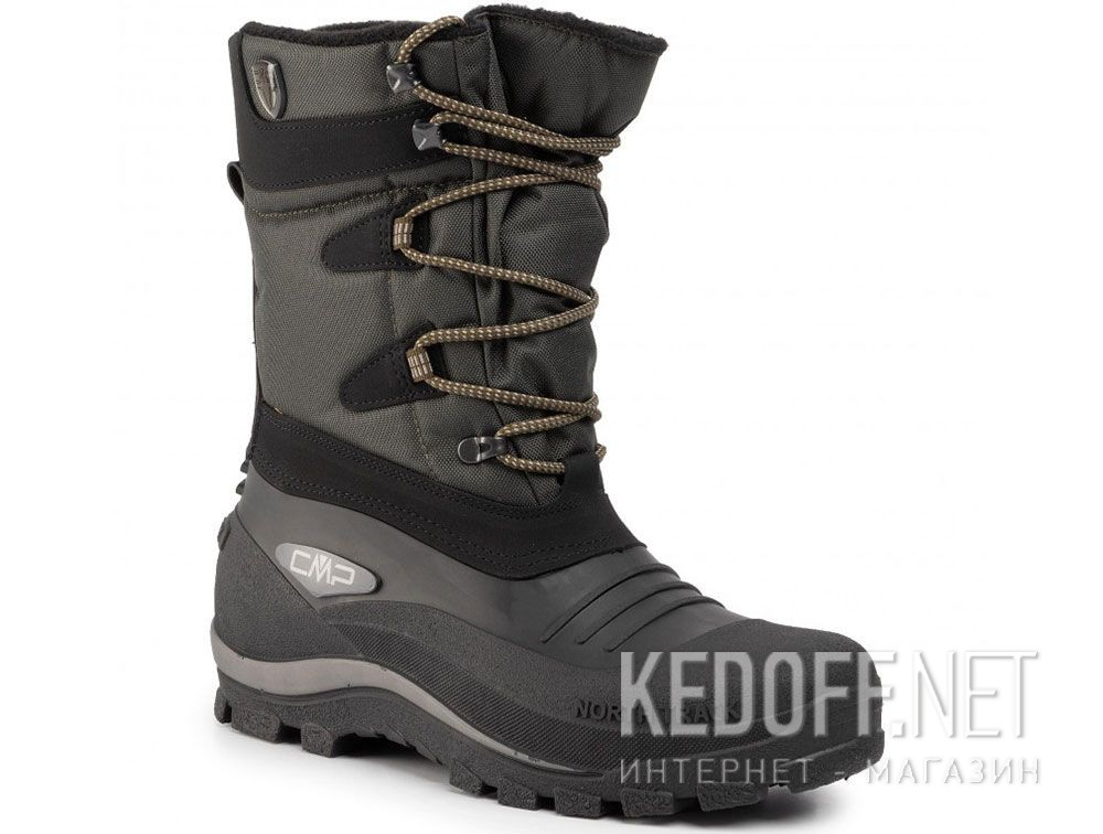 Купить Мужские сапоги CMP Nietos Snow Boots 3Q47867-U940