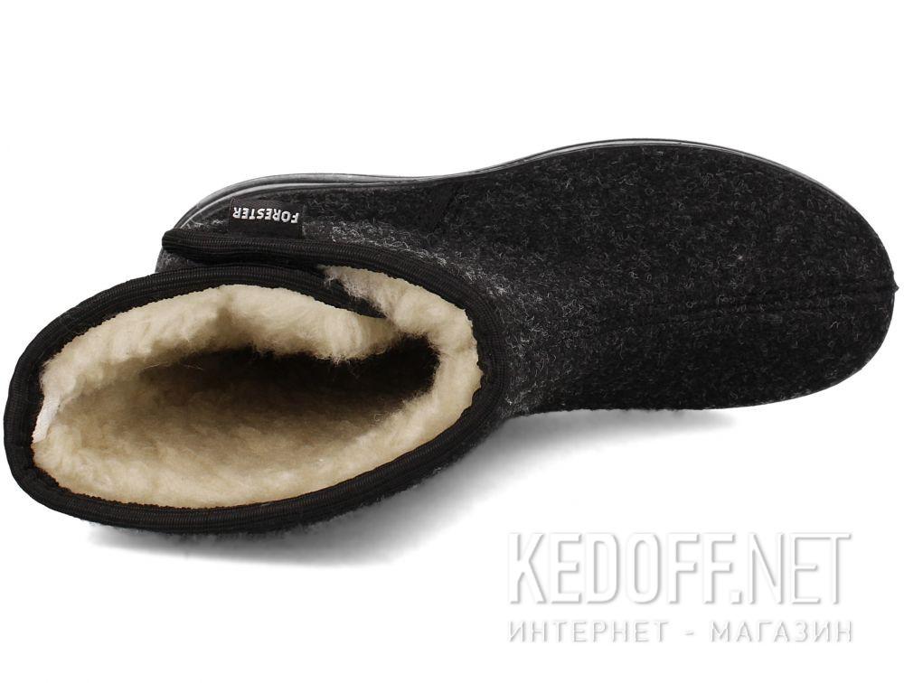 Мужские сапоги Forester Fleeze 510-271 описание