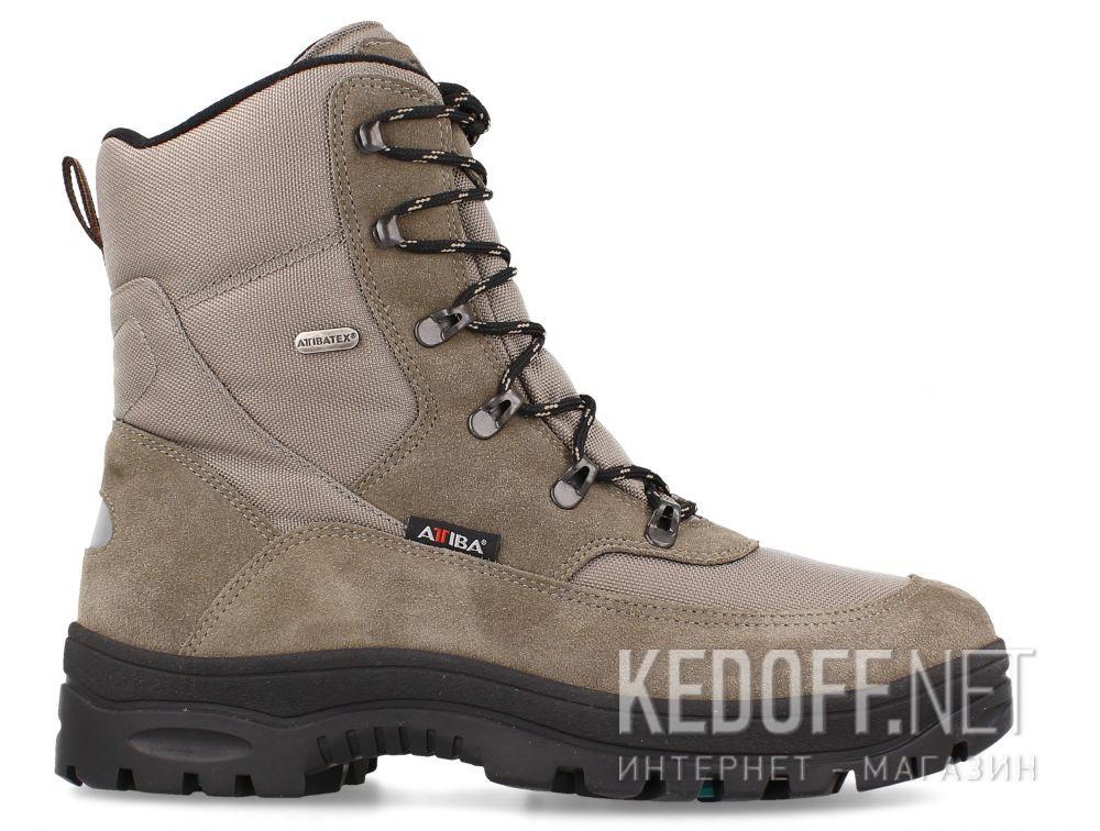 Мужские ботинки Forester OC System Attiba 53631-17 купить Украина