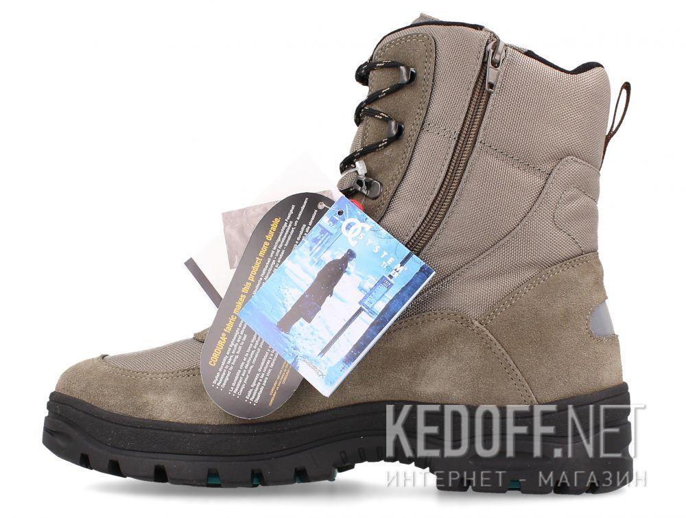 Мужские ботинки Forester OC System Attiba 53631-17 купить Киев