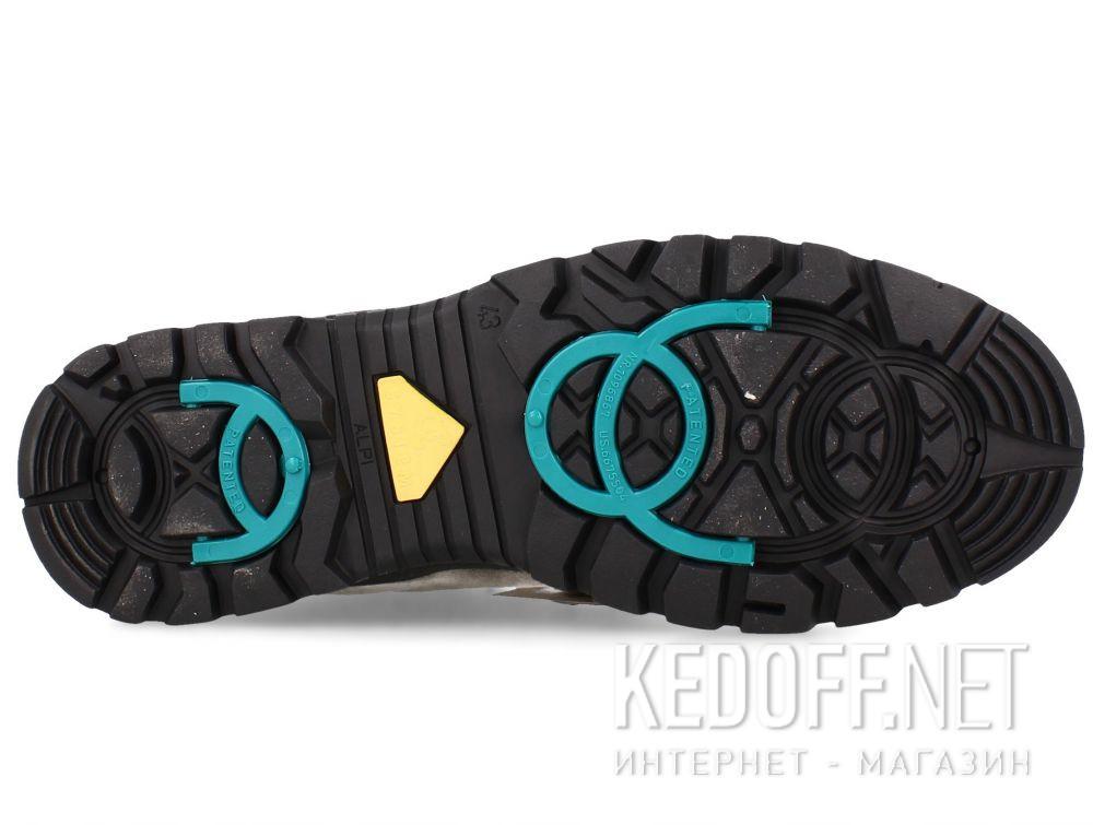 Мужские ботинки Forester OC System Attiba 53631-17 описание