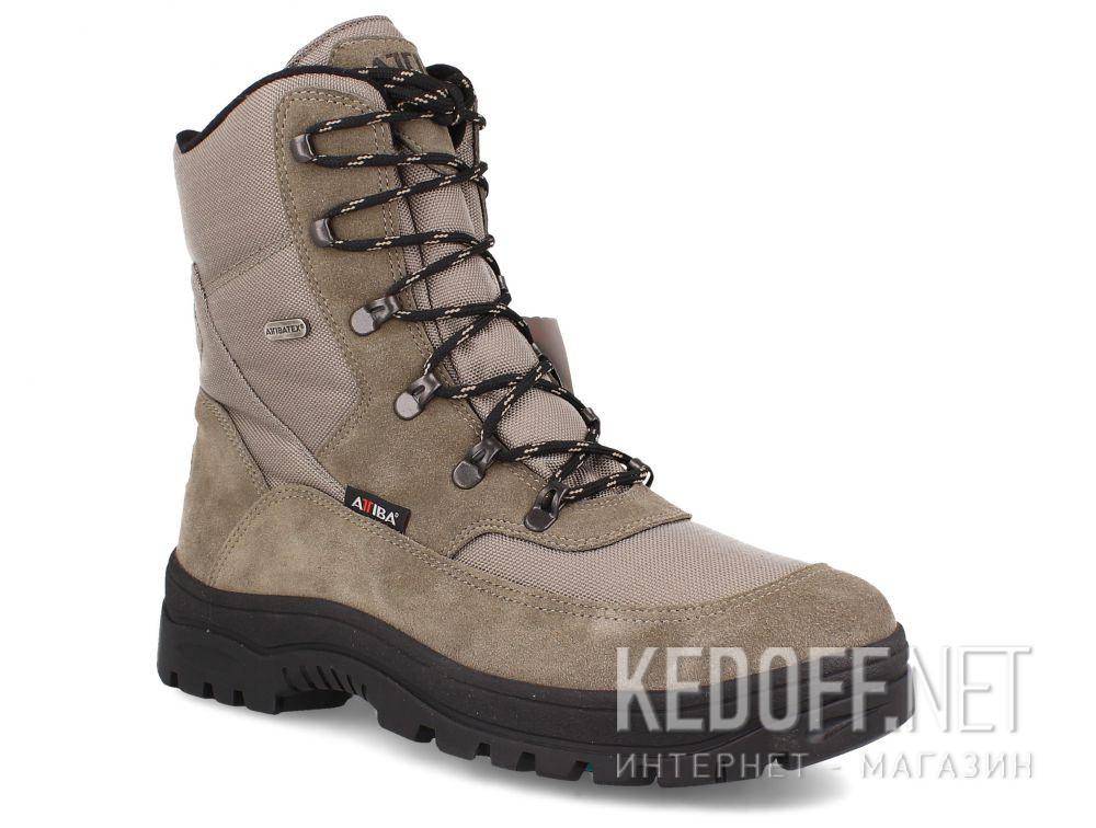 Купить Мужские ботинки Forester OC System Attiba 53631-17
