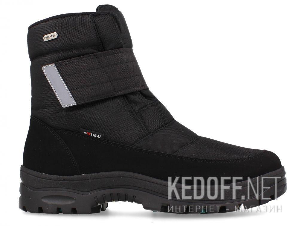 Мужские ботинки Forester Attiba 58405-27 OC- System купить Киев