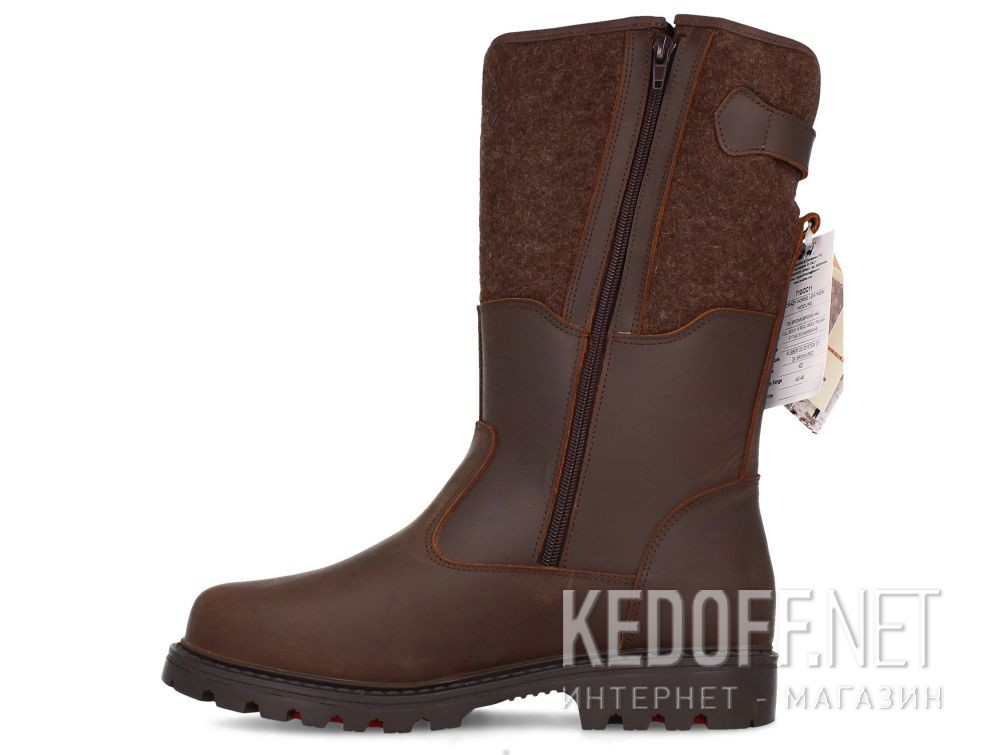 Mens boots Forester Vancouver OC System 710-45 Made in Europe купить Украина