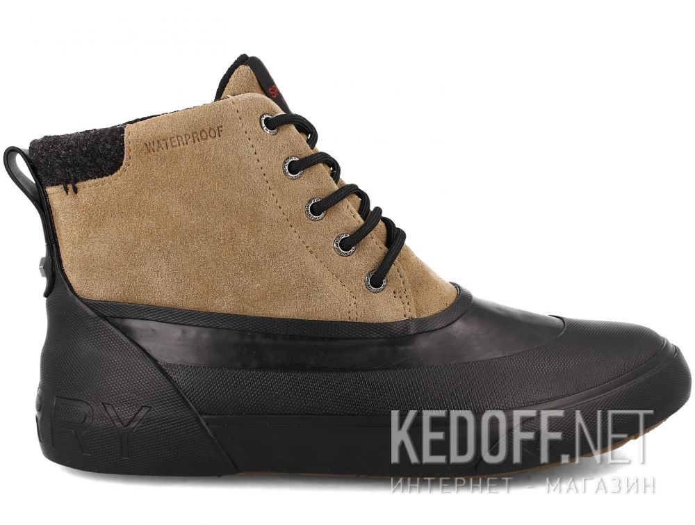 7f1963335 Мужские ботинки Sperry Top-Sider Cutwater Deck Boot Thinsulate™ SP-15943  купить Киев