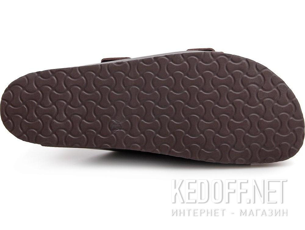 Оригинальные Мужская ортопедическая обувь Las Espadrillas 06-0189-002   (коричневый)