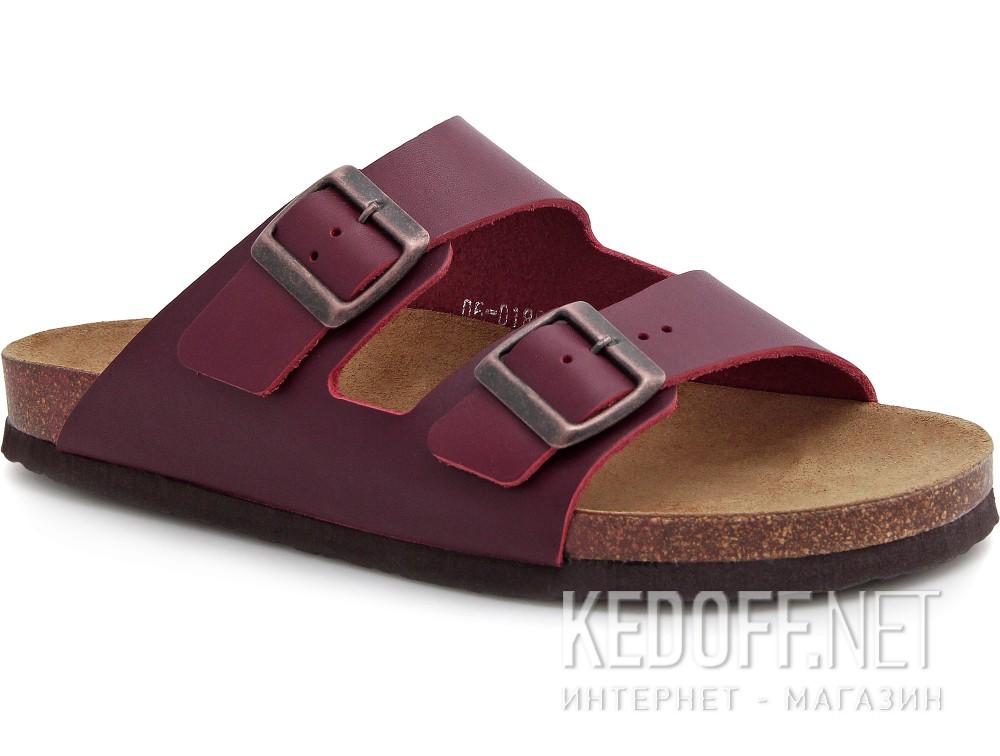 Купить Мужская ортопедическая обувь Las Espadrillas 06-0189-003   (бордовый)