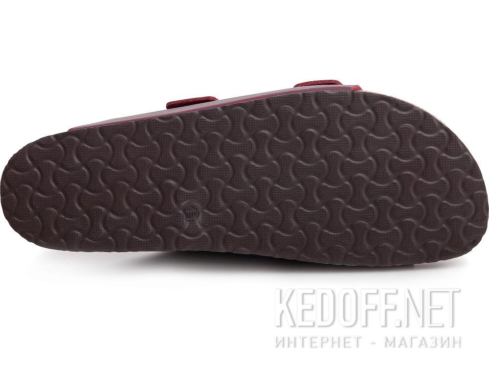 Мужская ортопедическая обувь Las Espadrillas 06-0189-003   (бордовый) купить Киев