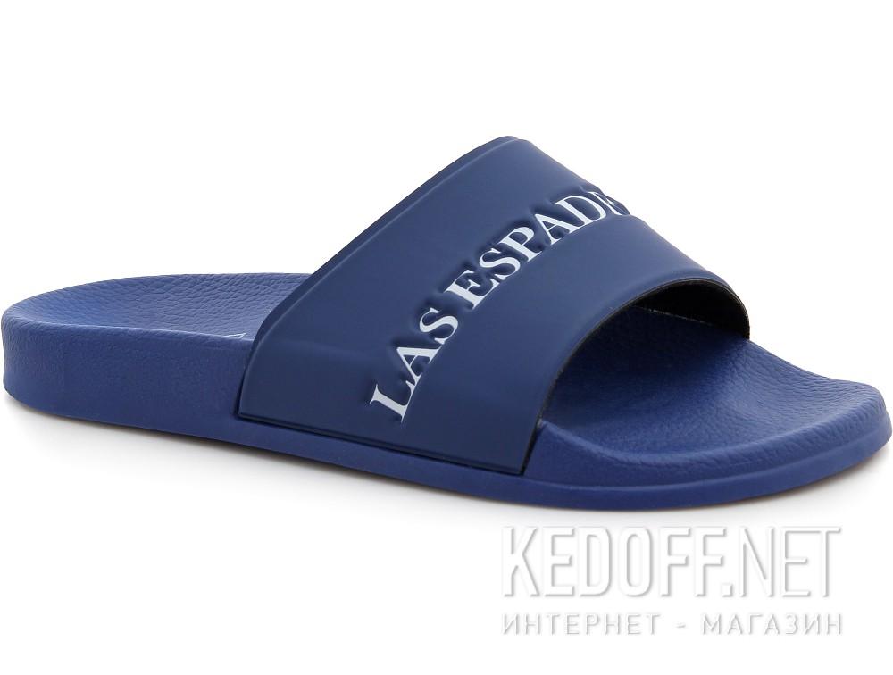 Мужская ортопедическая обувь Las Espadrillas 5205-89   (синий) купить Украина