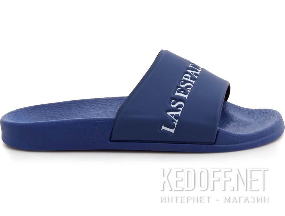 Мужская ортопедическая обувь Las Espadrillas 5205-89   (синий) купить Киев