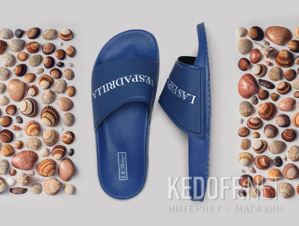 Цены на Мужская ортопедическая обувь Las Espadrillas 5205-89   (синий)