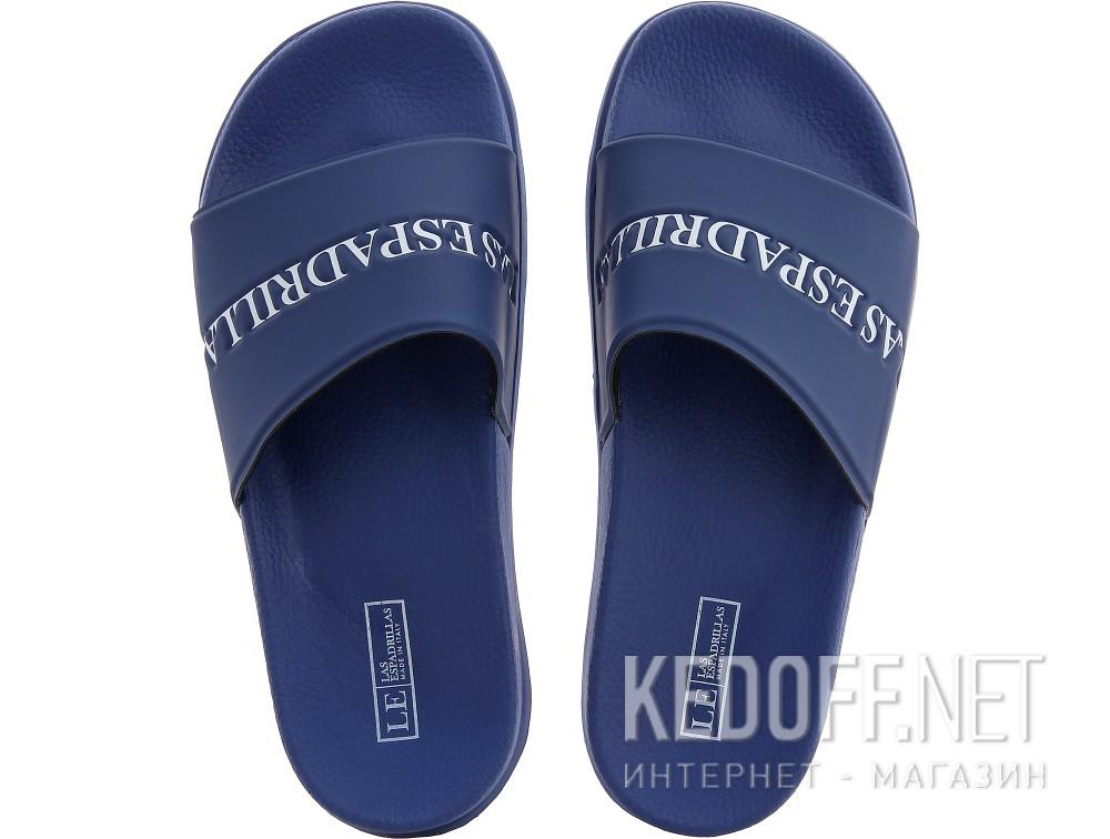 Купить Мужская ортопедическая обувь Las Espadrillas 5205-89   (синий)