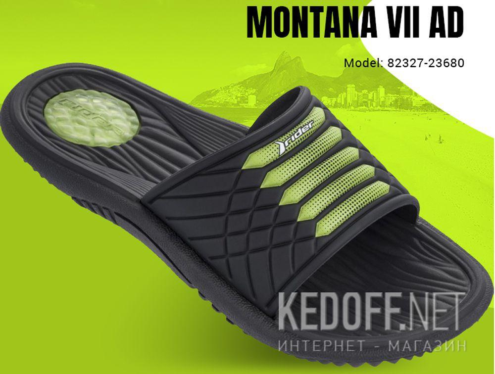 Цены на Мужские шлепанцы Rider Montan A VII Ad 82327-23680
