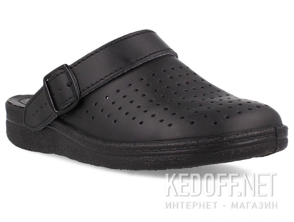 Мужские сандалии Forester Home 0404-27 Black купить Украина