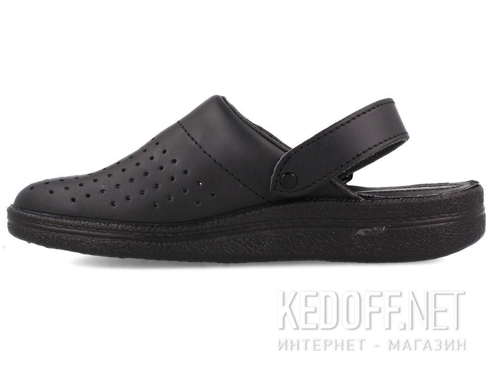 Чоловічі сандалі Forester Home 0404-27 Black купить Киев
