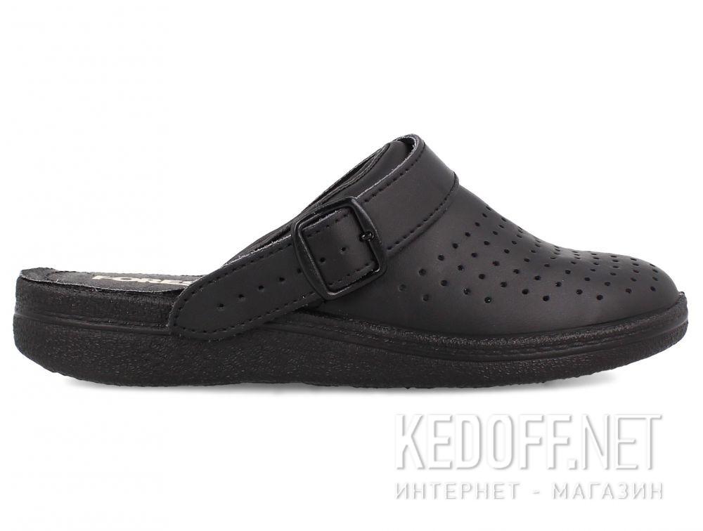 Оригинальные Мужские сандалии Forester Home 0404-27 Black