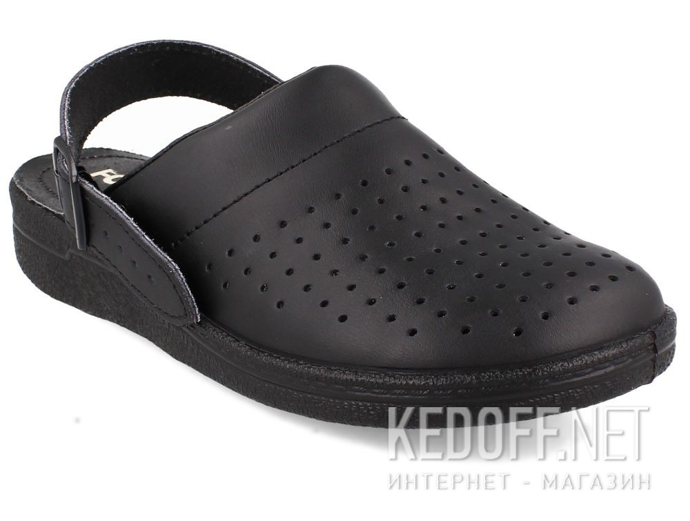 Купити Чоловічі сандалі Forester Home 0404-27 Black