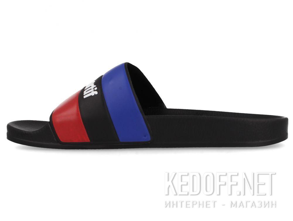 Мужские тапочки Le Coq Sportif 1911137-LCS Black купить Киев