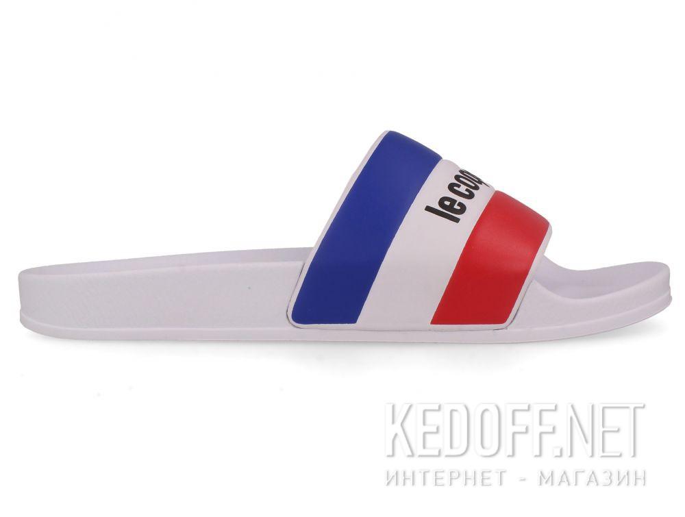Мужские тапочки Le Coq Sportif TriColor 1911138-LCS White купить Киев