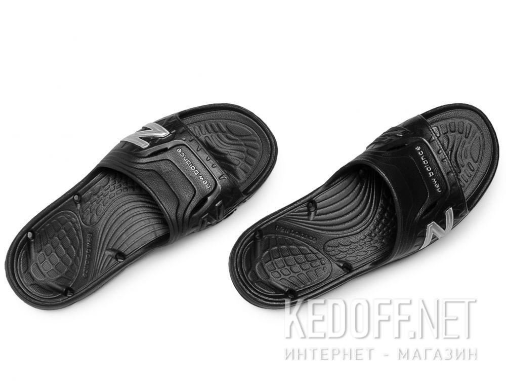 Мужские шлепанцы New Balance SD104BS купить Украина