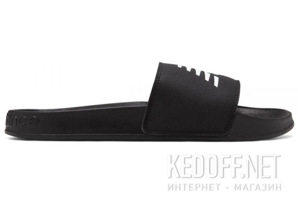 Мужские шлепанцы New Balance SMF200B1 купить Киев