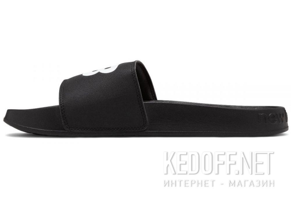 Оригинальные Мужские шлепанцы New Balance SMF200B1