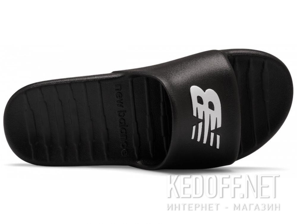 Оригинальные Мужские шлепанцы New Balance SUF100BK