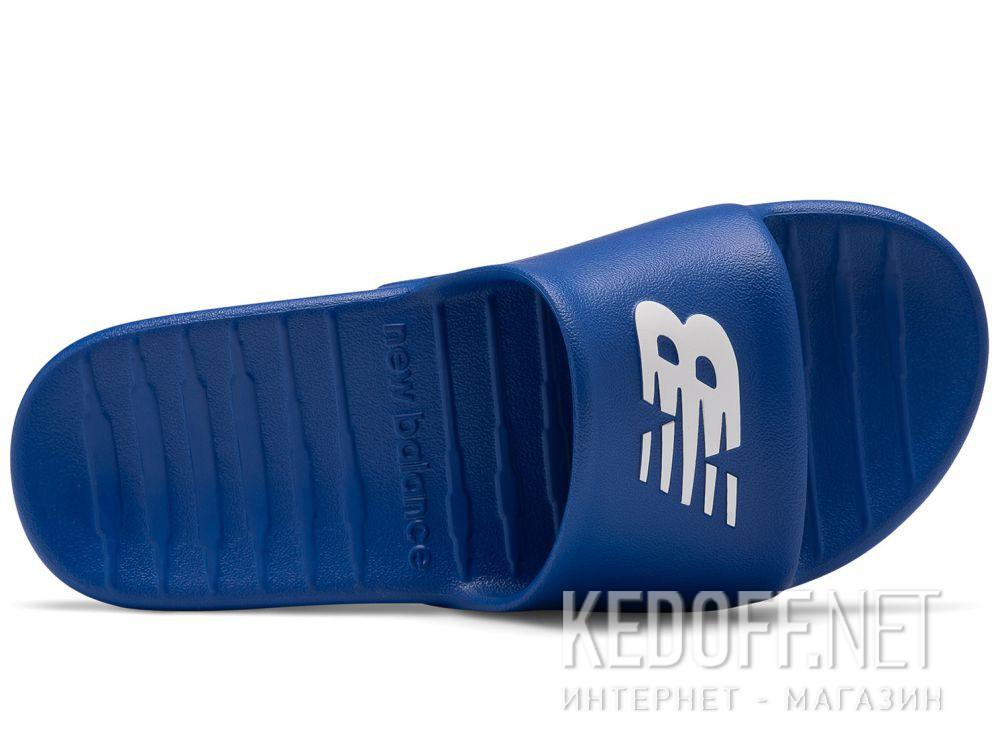 Мужские шлепанцы New Balance SUF100TB описание