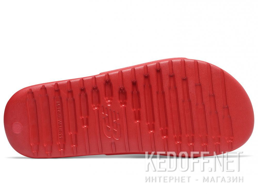 Мужские шлепанцы New Balance SUF100TR описание