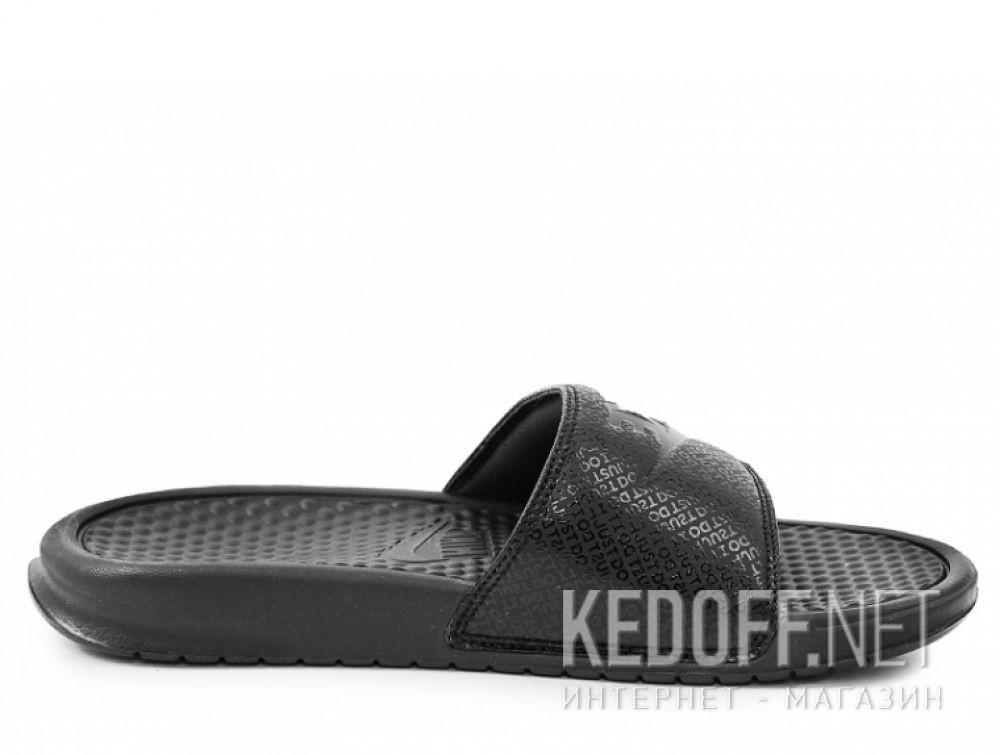 Мужские шлепанцы Nike Benassi 343880-001 купить Украина
