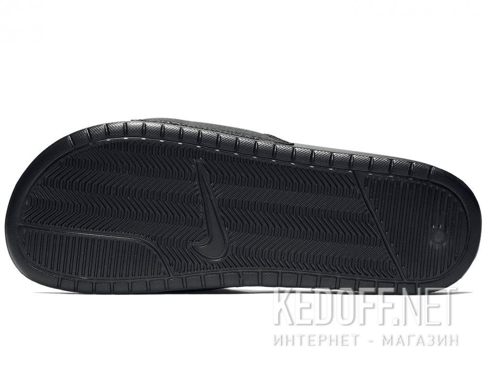 Мужские шлепанцы Nike Benassi 343880-001 описание